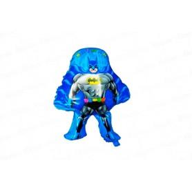 Globo Metalizado Silueta Batman