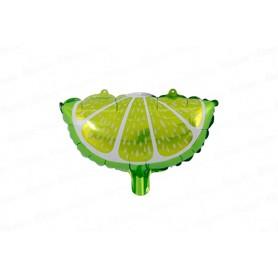 Globo Metalizado Limón