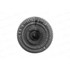 Espiral Girasol Plateado