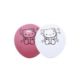 Bomba R12X12 Unidades Hello Kitty