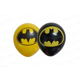 Bomba R12x12 Unidades Batman Colores Surtidos
