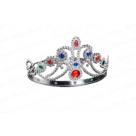 Corona Reina Plata Grande