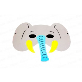 Antifaz Fomy Elefante