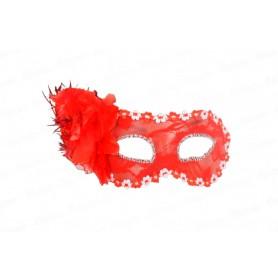 Antifaz Lolita Rojo