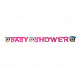 Letrero Baby Shower Niña