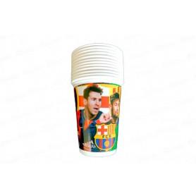 Vaso Club Barcelona Paquete x12