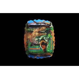Tortera Dinosaurios Paquete x12