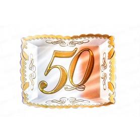 Tortera 50 Años CyM Paquete x12