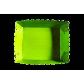 Tortera Verde Manzana Paquete x12