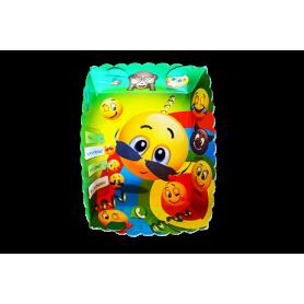 Tortera Emoticones CyM Paquete x12