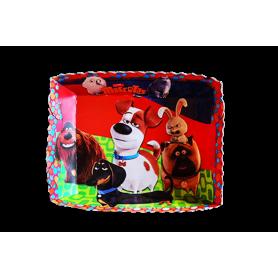 Tortera Mascotas Paquete x12
