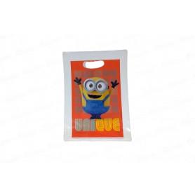 Bolsa Minions Paquete x8