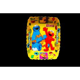 Tortera Elmo Paquete x12