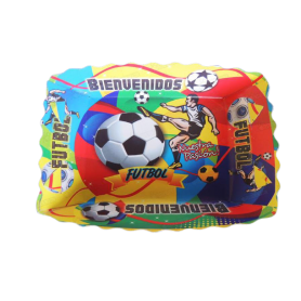 Tortera Fútbol Paquete x12