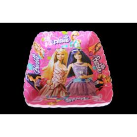 Tortera Barbie Paquete x12