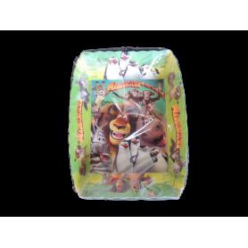 Tortera Madagascar Paquete x12