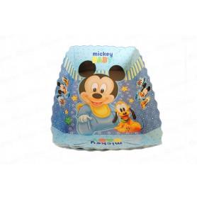 Tortera Mickey Baby Paquete x12