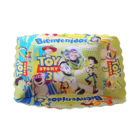 Tortera Toy Story Paquete x12