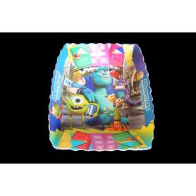 Tortera Monster University  Paquete x12