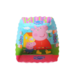 Tortera Peppa Pig Paquete x12