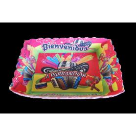 Cuchillos Morados Paquete x10