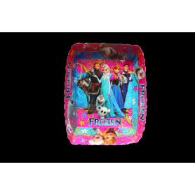 Tortera Frozen Paquete x12