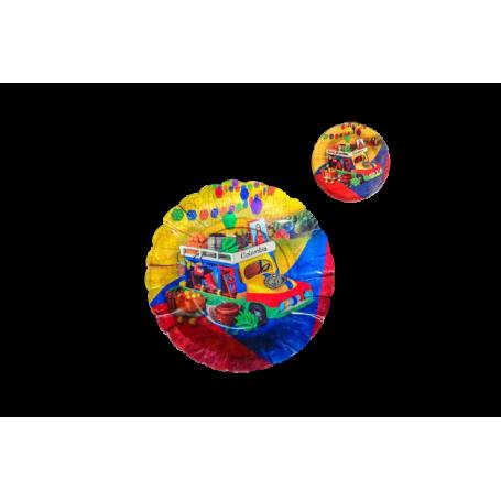 Gafa Disco Colores Surtidos
