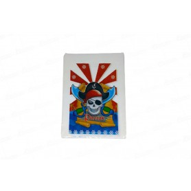 Bolsa Piratas Paquete x12