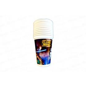 Vaso Star Wars Paquete x12