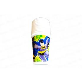 Vaso Batman Paquete x12