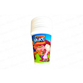Vaso Mike The Knight Paquete x12