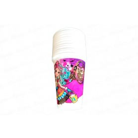 Vaso Ever After High Paquete x12