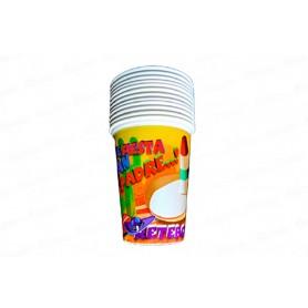 Vaso Mexicano CyM Paquete x 12