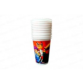 Vaso Blaze and the Monster Paquete x12