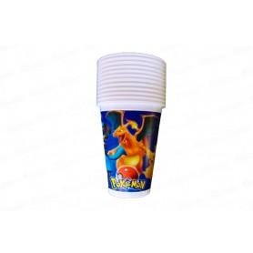 Vaso Pokémon Paquete x12