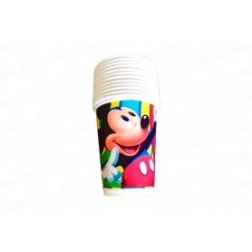 Vaso Mickey Paquete x12