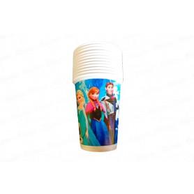 Vaso Frozen Paquete x12