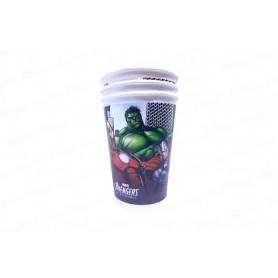 Vaso Avengers Ronda x8