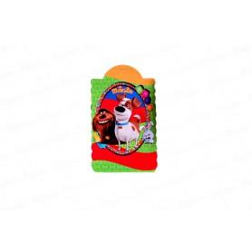 Tarjeta Invitación Mascotas Paquete x12