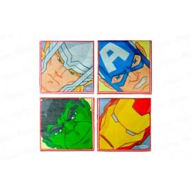 Servilleta Sempertex Avengers X16
