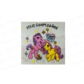 Servilleta My Little Ponny x20