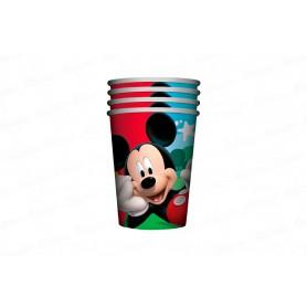 Vaso Mickey Sempertex x8