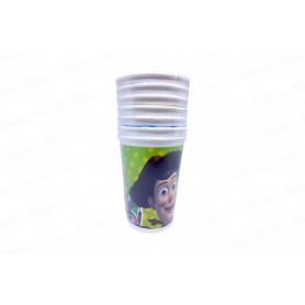 Vaso Toy Story Paquete x8