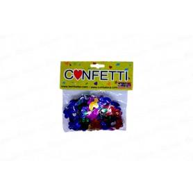 Confetti Coche bebé colorido